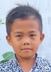 Kelvin - Indonesia (IO-595), Age 8