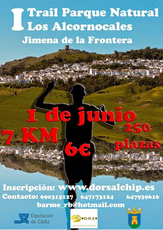 I TRAIL EN JIMENA