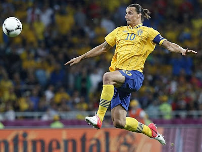 Los cinco mejores goles de la Eurocopa 2012