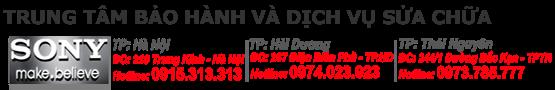 Trung tâm bảo hành tivi SONY - Miễn phí | 0915.313.313
