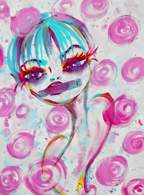 Art by Bebee Pino - Painting