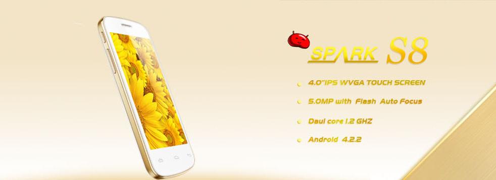 CALME Spark S8