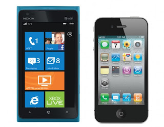 Nokia Lumia 900 Vs. iPhone 4S