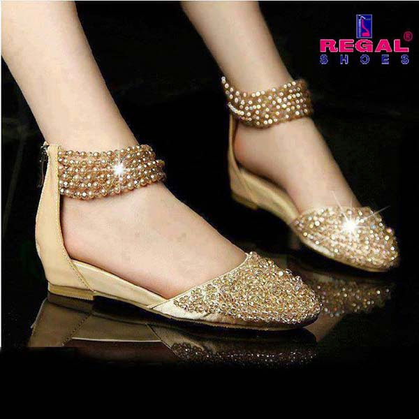 Regal Shoes Latest Eid Footwear Collection 2013-2014 For Women By Fashion She9