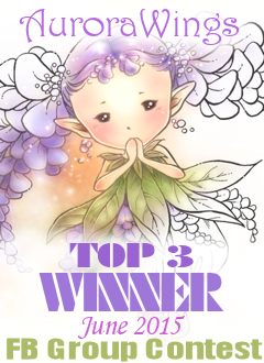 Top 3 Winner June 2015