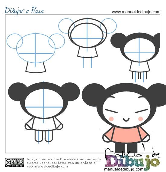 Dibujos tiernos faciles de dibujar - Imagui