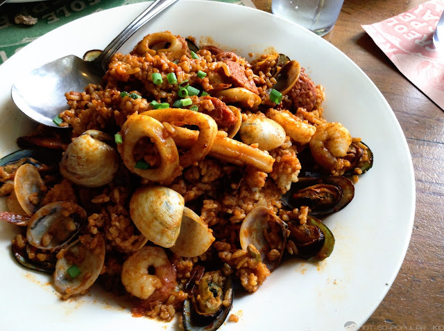 Seafood Jambalaya of Gumbo