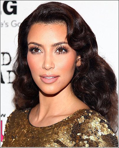 Kim Kardashian Makeup large