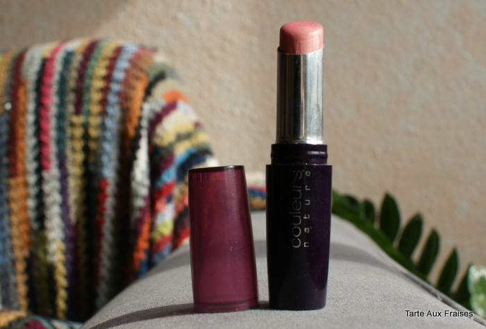 Review: Yves Rocher - Sheer and Shine Lipstick - Gelée Litchi
