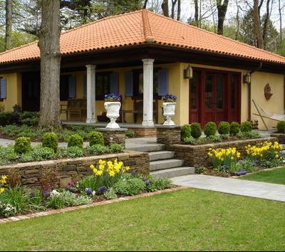 Fachadas de casas de fachadas de casas for Fachadas casas de campo campestres