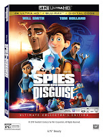 Spies in Disguise en Digital, Blu-ray™ y 4K Ultra HD™ ya disponible