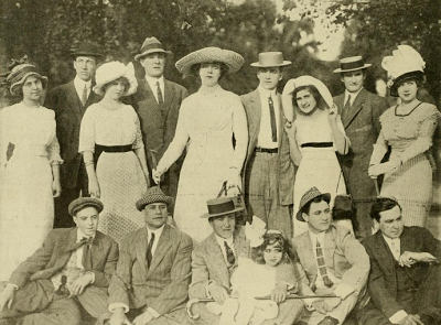 The Lubin Company, with Mae Hotely, Arthur Hotaling