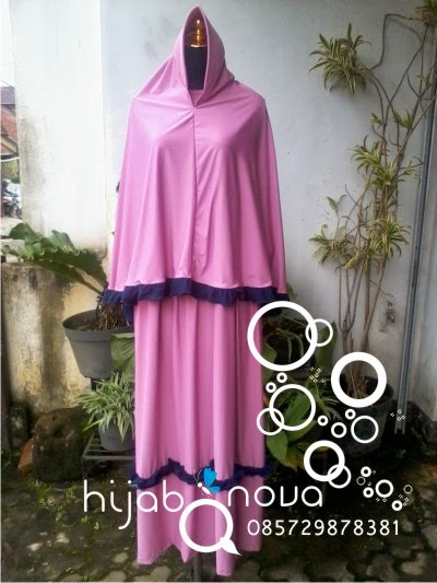 Bergo Jersey Pink Rempel