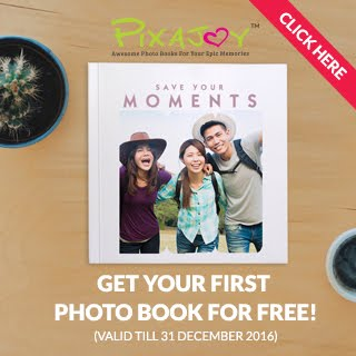 FREE Photobook On Us!
