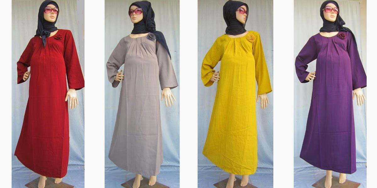 Busana Muslim Yang Baik Untuk Ibu Hamil