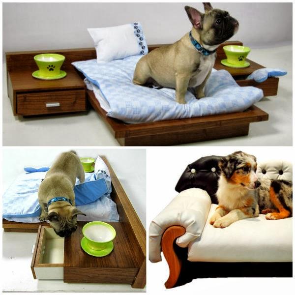 El mundo de tu perro muebles de lujo para perros - Muebles para mascotas ...