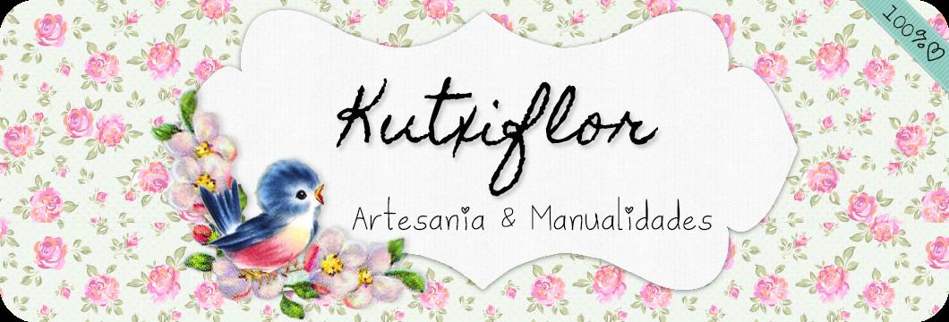 Artesania y manualidades Kutxiflor