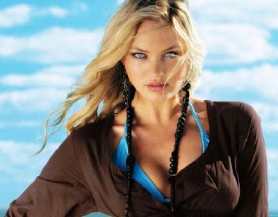 Bold Candice Swanepoel Hot Looks