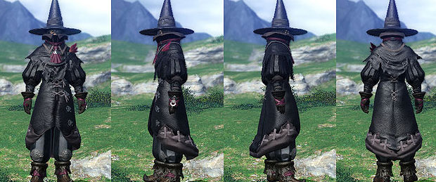Final Fantasy XIV Black Mage Rotation Guide