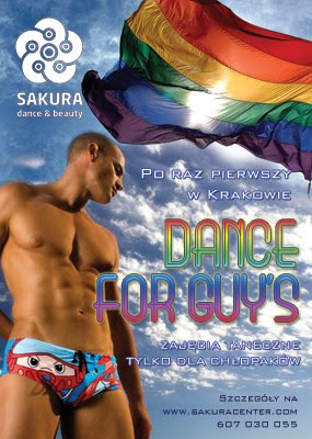 Dance for gay guys
