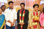 Vijay Amala Paul wedding reception photos-thumbnail-cover