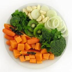 Alimentos saudáveis para a pele