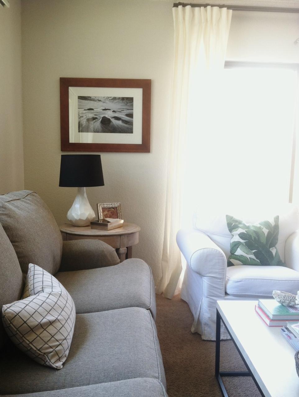 Sl designs living room updates for Living room updates