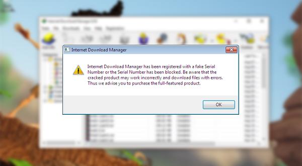 Program Blocking My Internet
