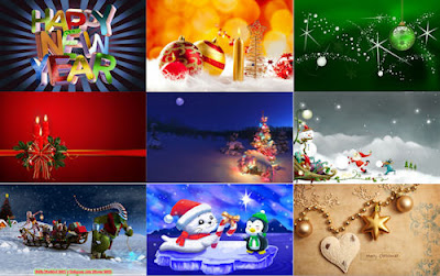 Wallpapers para Navidad 2011 de 1920x1200px