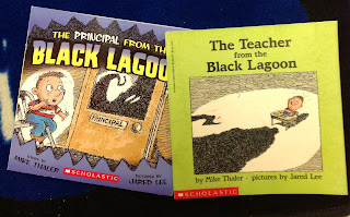 The Teacher From the Black Lagoon and the Principal from the Black Lagoon