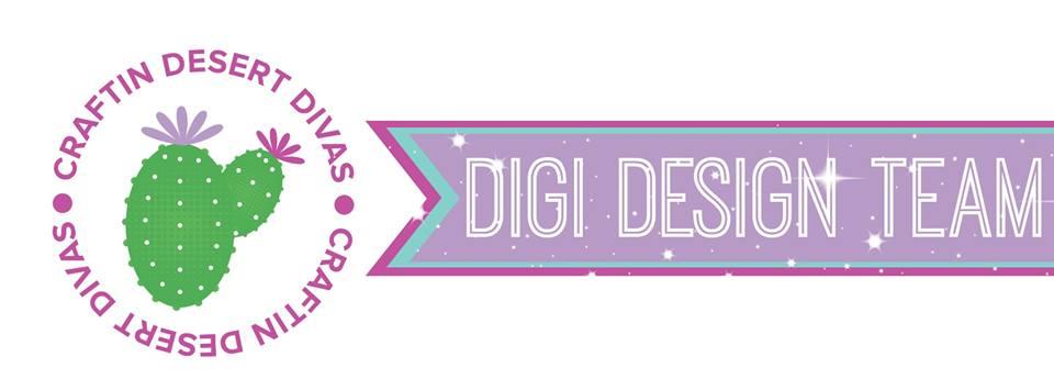 Craftin' Desert Divas Digi DT