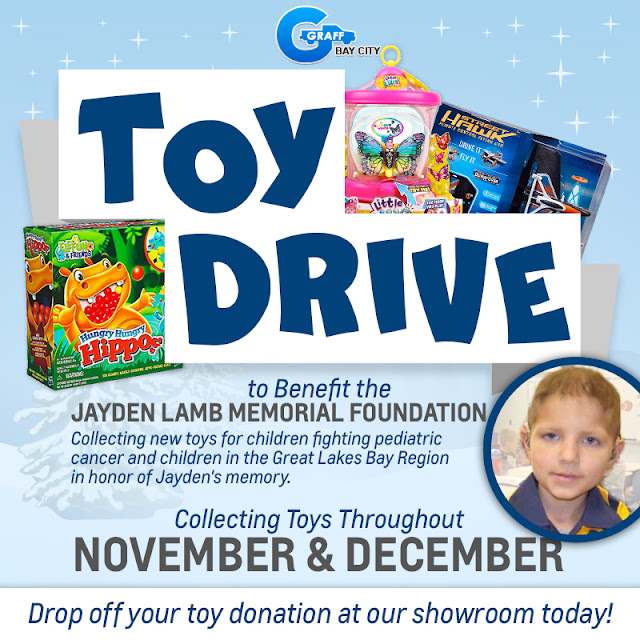 Jayden Lamb Memorial Foundation Toy Drive