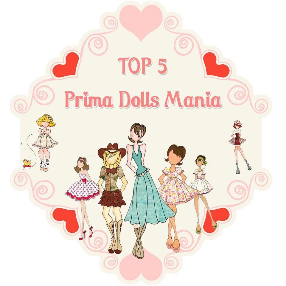 TOP 5 Prima Dolls Mania