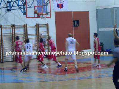 Δ' ΕΣΚΑΝΑ:Τέταρτη νίκη με δυσκολία έκανε σήμερα στο γήπεδο των Καμινίων ο Λέων Μοσχάτου επι των Κυρ