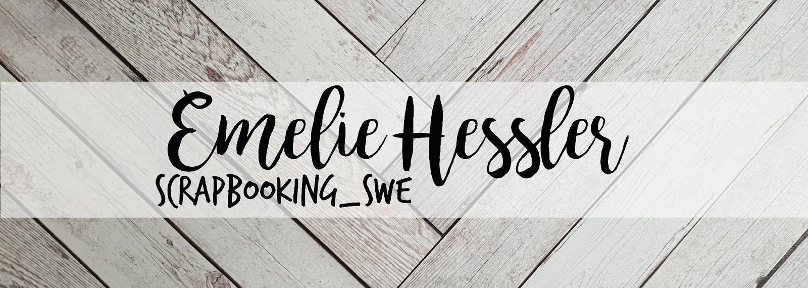 Emelie Hessler Scrapbooking_swe