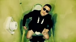 Comment image for Facebook - Psy on Toilet