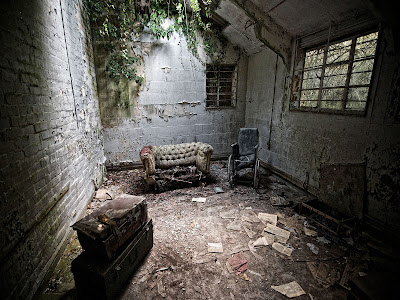 Silêncio, Casa Velha, Casa Abandonada, Vazio