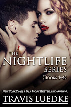 The Nightlife Series Omnibus (Books 1-4)