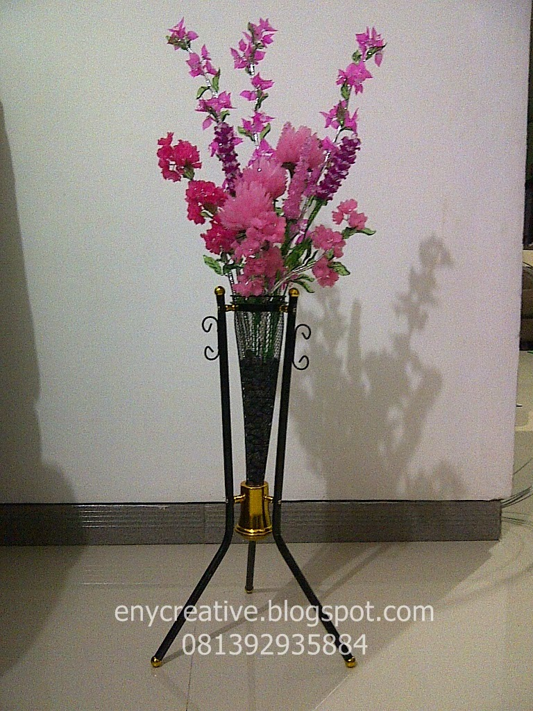 eny akrilik bunga akrilik bunga kombinasi
