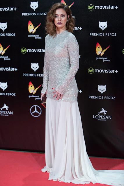 Alfombra roja Premios Feroz 2016