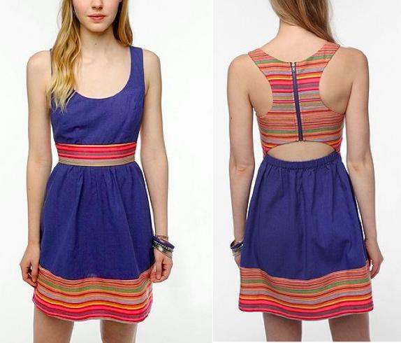 Sami Inspired Dress