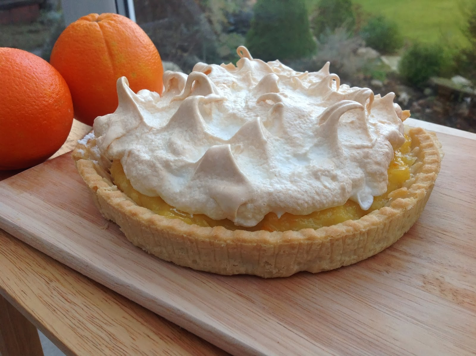 274 Orange Meringue Pie