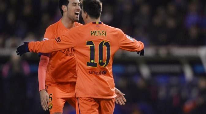 MU Minta Sponsor Adidas  Demi Gaet Messi