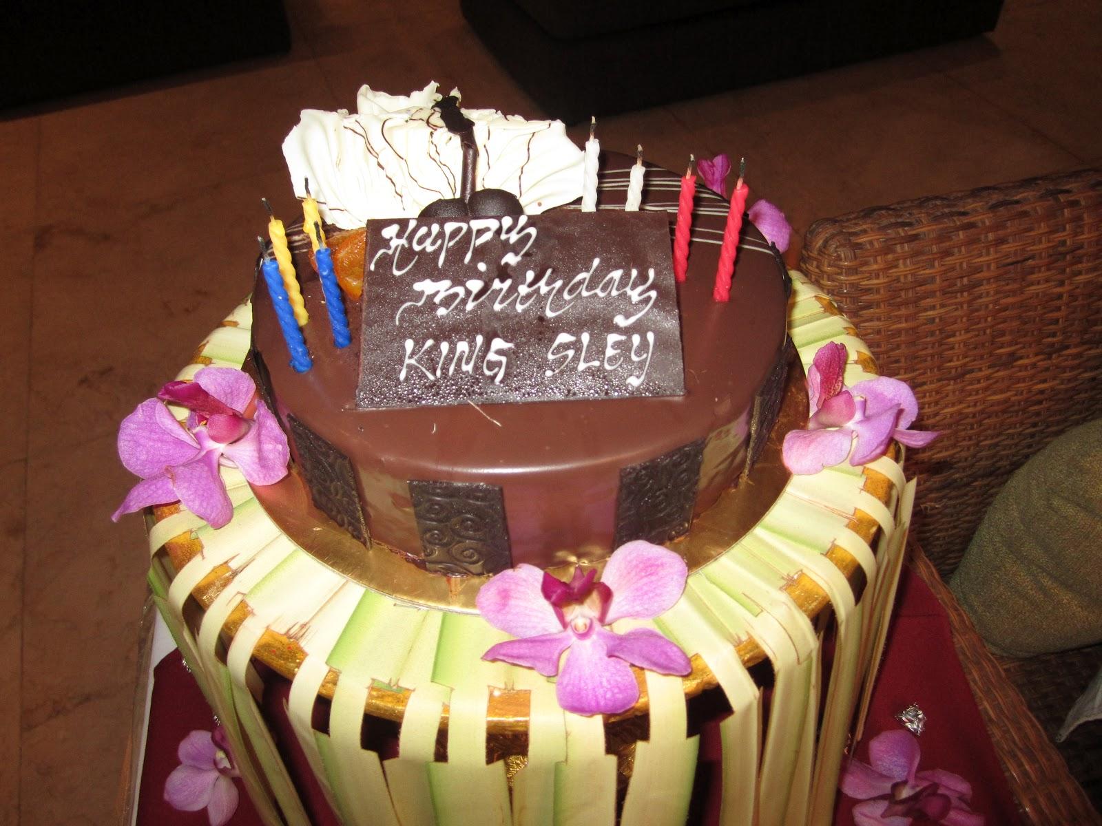 Sakura Story: Bali - Kingsleys 40th