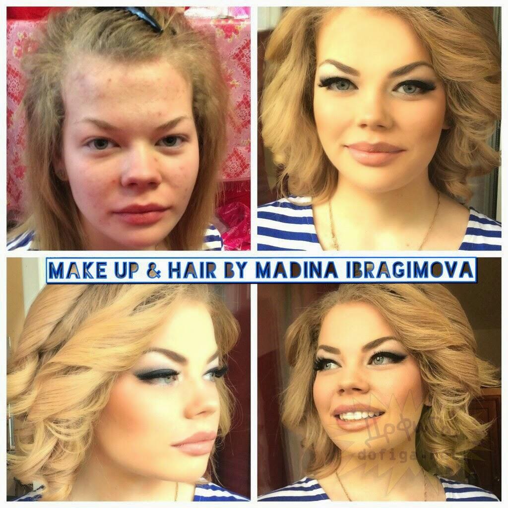 Как волосы меняют внешность