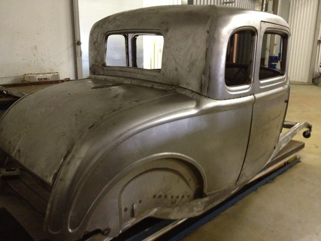 1932 ford 5 window steel body for sale autos post