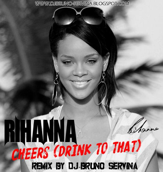 rihanna cheers