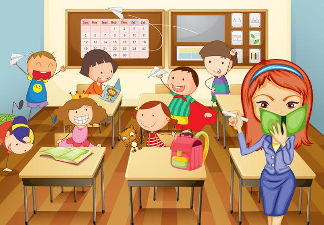 Tips  Membuat Kelas Menyenangkan