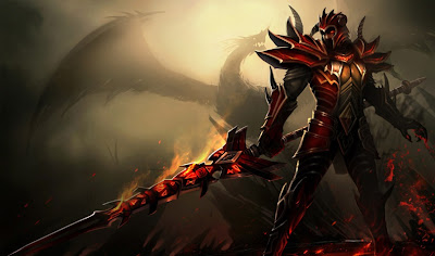 Chinese Dragonslayer Jarvan Skin