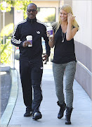 Comedian/actor Eddie Murphy apparently loves his coffee with a side order of .
